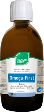 Omega-First 250ml halolaj Health First