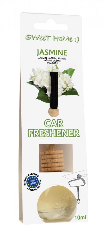 Autó illatosító 10ml jázmin Sweet Home