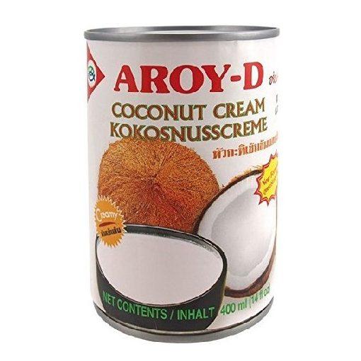 Kókuszkrém konzerv 400ml Aroy-D