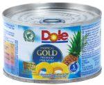 Ananászbefőtt körszeletes 227g Dole