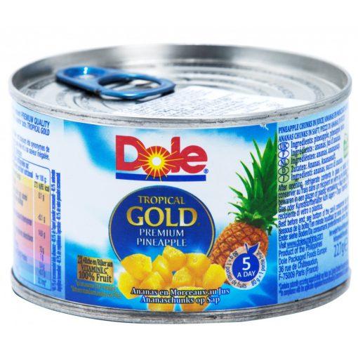 Ananászbefőtt darabolt 227g Dole