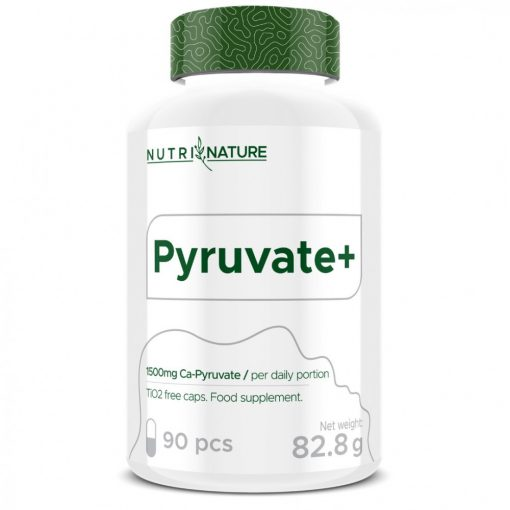 Pyruvate+ kapszula Nutri Nature