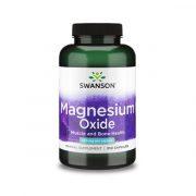 Magnézium 200mg (250) kapszula Swanson