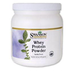 Whey protein por 345g Swanson