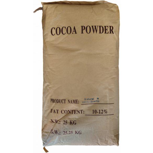 Kakaópor 10-12% 25kg lédig