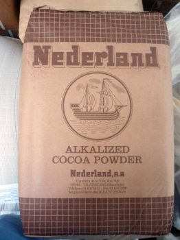 Kakaópor 20-22% Holland  25kg lédig