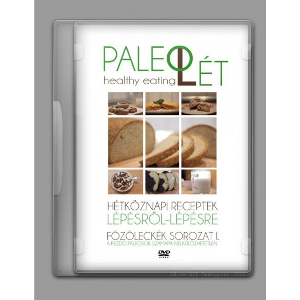 Paleolit főzőleckék DVD I.