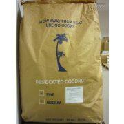 Kókuszreszelék apró (fine) 25kg lédig