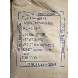 Útifű maghéj liszt (P Husk) 25kg lédig