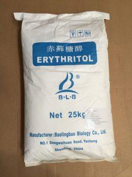 Erythritol (eritrit) 25kg lédig