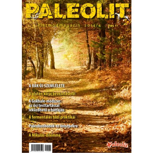 Paleolit Életmódmagazin 2014/4