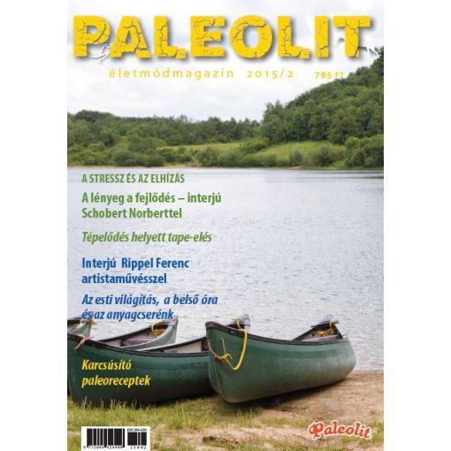 Paleolit Életmódmagazin 2015/2
