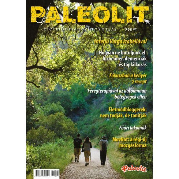 Paleolit Életmódmagazin 2015/3