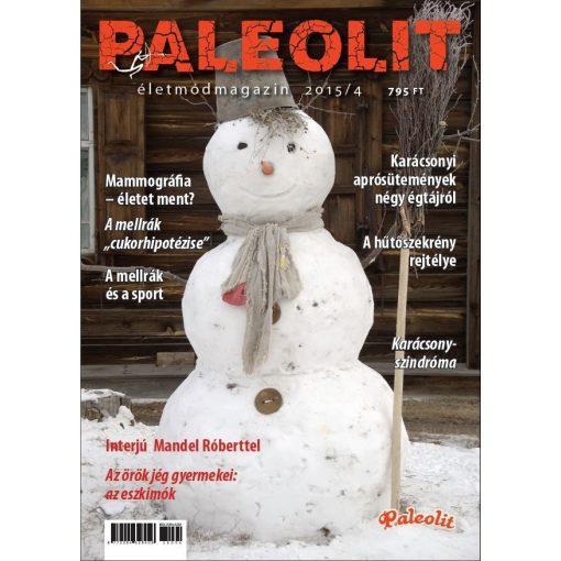 Paleolit Életmódmagazin 2015/4
