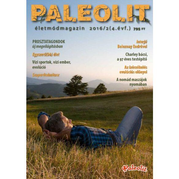 Paleolit Életmódmagazin 2016/2