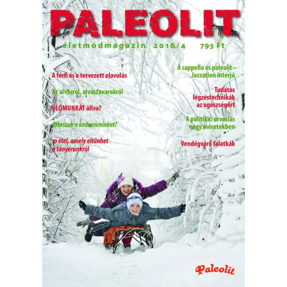 Paleolit Életmódmagazin 2016/4