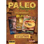 Paleo Válogatás őszi-téli kollekció 15/1 PÉM 2013/1 + PÉM 2014/4 + PK 2014/1