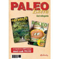 PALEO Extra őszi válogatás 17/3 PÉM 2015/3 + PK 2015/3