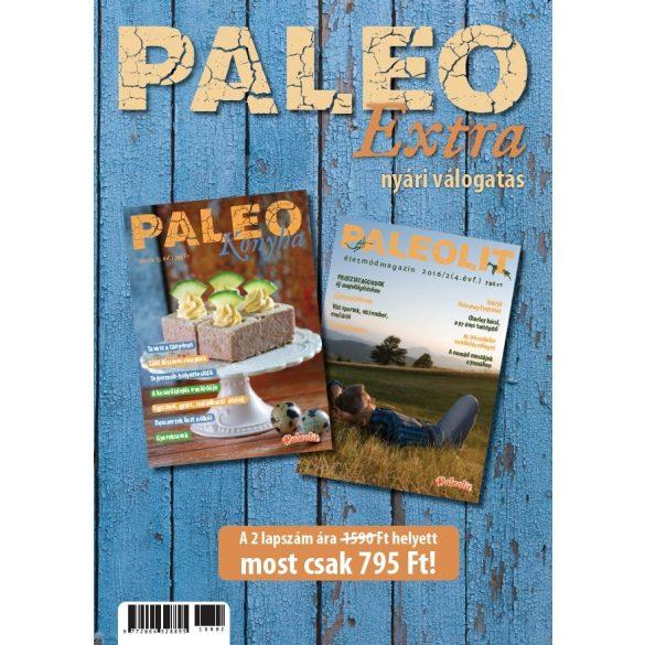 PALEO Extra nyári válogatás 18/2 PÉM 2016/2 + PK 2016/2