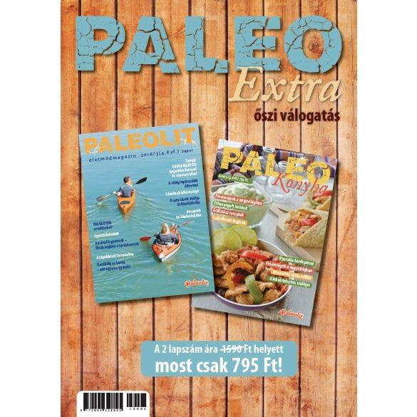 PALEO Extra őszi válogatás 18/3 PÉM 2016/3 + PK 2016/3