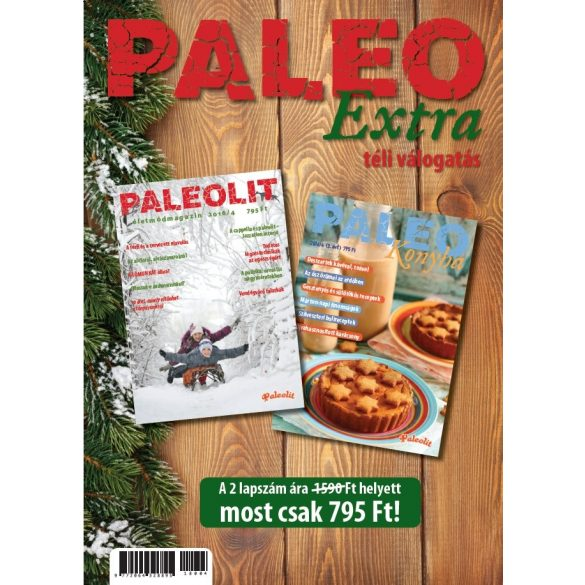 PALEO Extra téli válogatás 18/4 PÉM 2016/4 + PK 2016/4