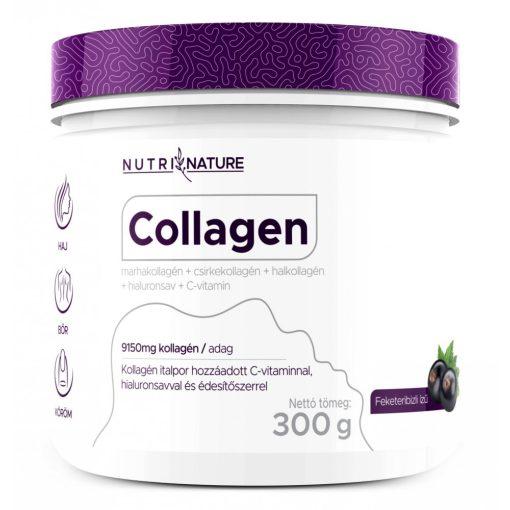 Collagen por 300g Nutri Nature