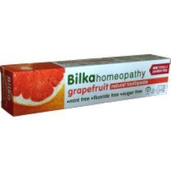 Homeopátiás fogkrém grapefruit 75ml Bilka