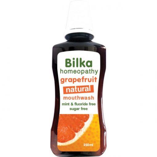 Homeopátiás szájvíz grapefruit 250ml Bilka