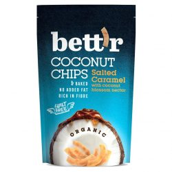 BIO kókusz chips sós karamell 70g Bett'r