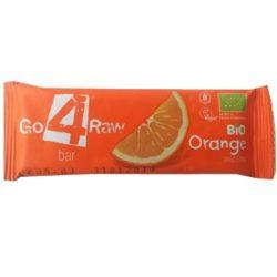 Narancsos-chia magos gyümölcsszelet 25g nyers BIO Go4Raw