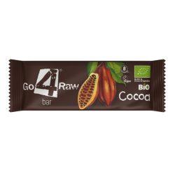 Kakaós nyers gyümölcsszelet 25g BIO Go4Raw