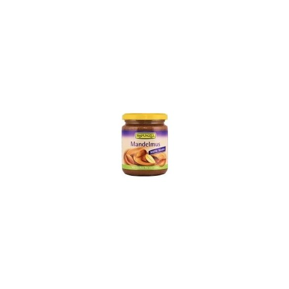 Mandulakrém 100%-os BIO 250g Rapunzel