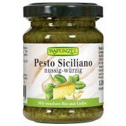 Pesto siciliano, fűszerkrém, magokkal 120g Rapunzel