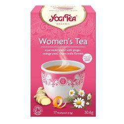 Női tea BIO 17x1,8g Yogi