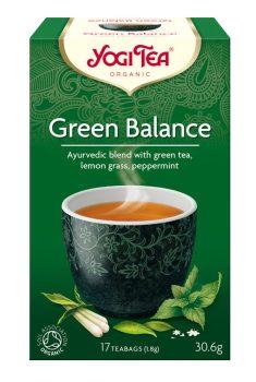 Zöld tea egyensúly BIO 17x1,8g Yogi