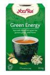 Zöld tea energia BIO 17x1,8g Yogi