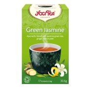 Zöld jázmin tea BIO 17x1,8g Yogi