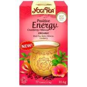 Pozitív energia tea BIO 17x1,8g Yogi