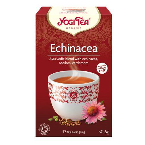Echinacea tea BIO 17x1,8g Yogi