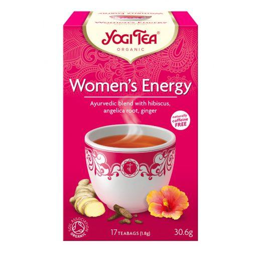 Női energia tea BIO 17x1,8g Yogi