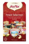 Finest selection tea válogatás BIO Yogi