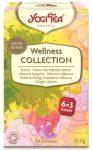 Wellness tea válogatás BIO 18x1,8g Yogi
