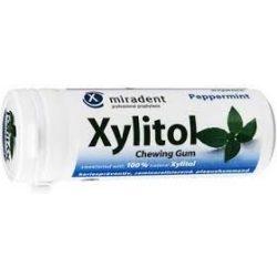 Xylitol rágógumi borsmenta 30db