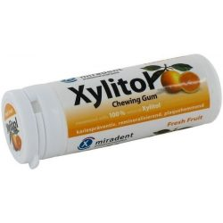 Xylitol rágógumi friss gyümölcs 30db