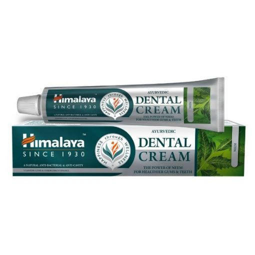 Ajurvédikus fogkrém nim növénnyel 100g Himalaya
