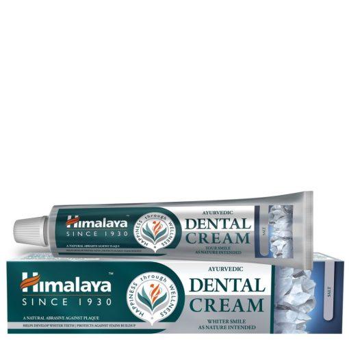 Ajurvédikus fogkrém sóval 100g Himalaya