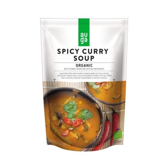 BIO, Vegán fűszeres curry krémleves 400g