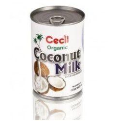 Kókusztej BIO 400ml Cecil