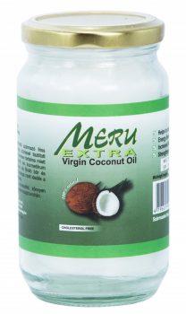 Szűz kókuszolaj 400ml Meru
