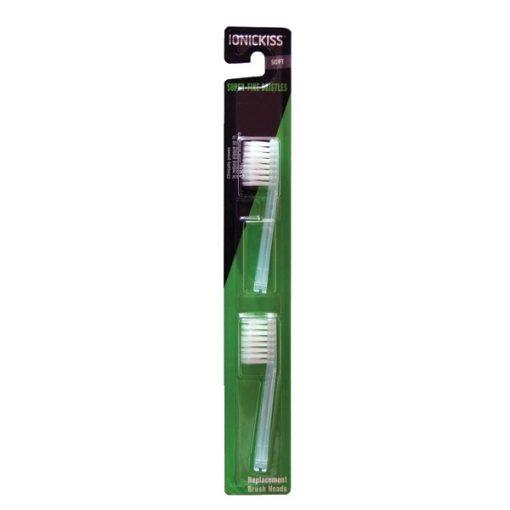 Ionizációs fogkefe pótfej Soft (S-Fine) 2db IonicKiss